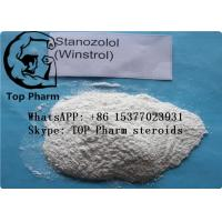 Buy cheap 99% purity oral steroid powder Stanozolol/winstrol CAS 10148-03-8 for building body from wholesalers