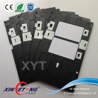 Buy cheap Blank White Direct Inkjet PVC Card For Printing ( Epson or Canon Printer),76mil in factory price from wholesalers