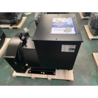 Buy cheap 7kw / 7kva 50hz 1500RPM Ac Single Phase Diesel Generator from wholesalers