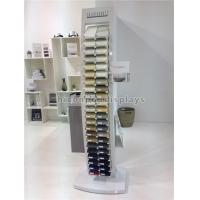 Buy cheap 44 Pieces Square Quartz Tile Display Racks / Tile Show Stand For Stone Products from wholesalers