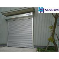 Buy cheap High Speed Warehouse Automatic Roller Door Shutter Doors With Wind Resistant from wholesalers