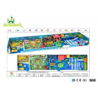 Wholesale Shopping Mall Indoor Play Yard For Toddlers Custom Made Design 1680 * 1000 * 350cm from china suppliers