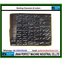 Wholesale Marking Characters & Letters from china suppliers