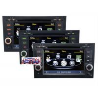 Buy cheap Wince CE6.0 Car Multimedia Navigation System With Dual Zone Radio 3G BT TV Car DVD Player from wholesalers