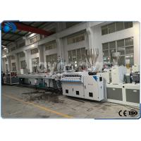 Buy cheap CPVC Pipe Making Machine Production Line Double Screw High Production Efficiency from wholesalers