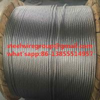 """Buy cheap 3/8"""" Galvanized Steel Cable from wholesalers"""