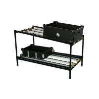 Buy cheap Black Plastic Coated Steel Pipe Rack / Industrial Shelving , Fifo Flow Racking Systems from wholesalers