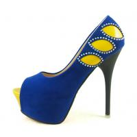 Buy cheap Fashion style high heel shoes,dress shoes made in China from wholesalers