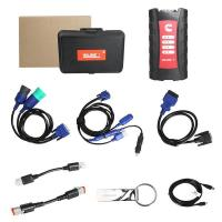 Buy cheap Cummins INLINE 7 Data Link Adapter With Cummins Insite 8.3 Software Cummins inline7 heavy duty Truck Diagnostic Tool from wholesalers
