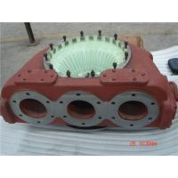 Wholesale Marine Propulsion Gas Inlet Casing , Turbocharger Parts High Pressure Ratio from china suppliers
