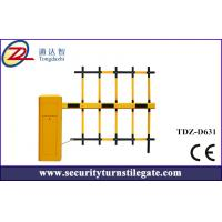 Low Noise Security Arm Barrier Gate System for car parking management