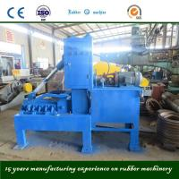 Wholesale 800Mm - 1200Mm Tire Cutting Machine Tire Strip Cutter With High Capacity from china suppliers