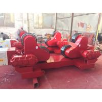 China 60 Ton Self Aligning Tank Turning Rolls For 750mm-4800mm Vessel Diameter Cylinder Welding on sale