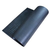 Buy cheap Industrial Round Stud Horse Trailer Floor Mats , Durable Rubber Stable Mats from wholesalers