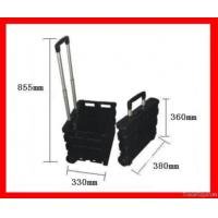 Buy cheap Plastic Shopping Trolley Cart from wholesalers