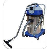 Buy cheap 2000w Industrial Wet Dry Vacuum Cleaners With Circulating Cold Air Blast Cooling Mode from wholesalers