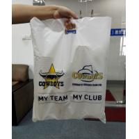 Buy cheap Durable Plastic Shopping Bags Customized Color Promotion Packaging Safety from wholesalers