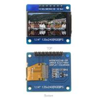 Buy cheap 1.14 Inch Lcd Panel Driver 135x240 SPI Interface IPS With PCB Board / Few IO Pins from wholesalers