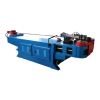 Buy cheap Stainless Steel CNC  Single Head 40mm Metal  Tube Bending Machine from wholesalers