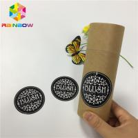 Buy cheap Water Proof Food Packaging Films Custom Security Clothing Label Vinyl Sticker from wholesalers