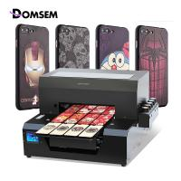 Buy cheap Inkjet Uv Digital Printing Machine 110-220v 50-60hz For Mobile Back Cover Phone Holder from wholesalers
