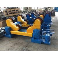 Wholesale Automatic Self Aligned Boiler / Pipe Welding Rotator CE Approved from china suppliers