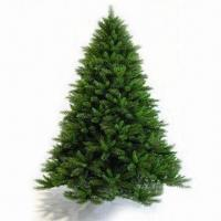 Buy cheap Wrapped Style Artificial Monroe Pine Christmas Tree with Metal Stand, Available in Various Heights from wholesalers