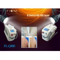 Buy cheap Laser Hair And Tattoo Removal Machine , Q Switch Laser Machine 1200w Power from wholesalers