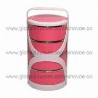 China Food carrier, customized specifications, colors and logos are accepted on sale