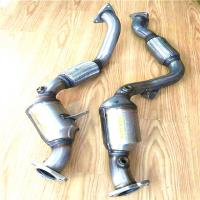 Wholesale China Supplier Product 955113034AX 95511303601 Exhaust System for Cayenne 3.6L V6 High Quality Car Catalytic Reactor from china suppliers