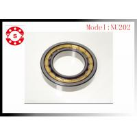 NSK FAG Cylindrical Roller Bearings Chrome Steel  NU202 ID 15 mm Manufactures