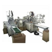 Wholesale High Speed Mask Making Machine For Full Automatic Folding Mask Production from china suppliers