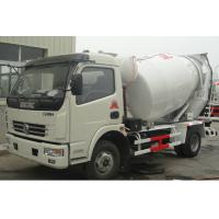 Buy cheap 3m3 concrete mixer truck/small mixer/concrete transport truck/4X2/Cummins engine/cheap price from wholesalers