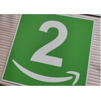 Wholesale Custom Aluminum Room Number Signs Round Corner UV Resistant Printing For Office from china suppliers