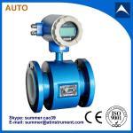 Buy cheap LCD digital liquid flowmeter/magnetic flow meter / electromagnetic flow meter for chemical from wholesalers