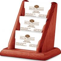 Buy cheap 12 Pocket Classic Plastic Brochure Display Stand from wholesalers