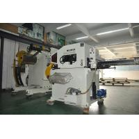 Buy cheap 3 In 1 NC Leveller Feeder Curtain Rod Stamping Automated Processing Technology from wholesalers