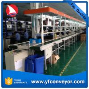 China LED Lights,Bulb,Lamp Assembly Line,Production Line,PVC Belt Conveyor on sale