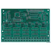 "Buy cheap AM FM Radio Electronic PCB Design Layout O.S.P ( Entek ) With 0.003"" Solder Mask from wholesalers"