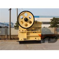 Wholesale High Capacity Hydraulic Jaw Crusher 600 X 900 For Mining Cobble Secondary from china suppliers