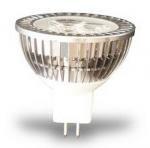 Buy cheap High Brightness 80ra 3w MR16 Led Spotlight E14 / E26 3500k , AC 85v - 240v from wholesalers