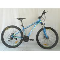 Buy cheap Double Wall Rim Hardtail Cross Country Bike With Hydraulic Disc Brake Index 8 Speed from wholesalers