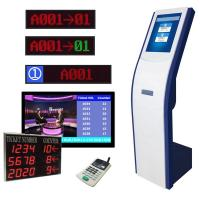 Buy cheap Bank/Hospital/Healthcare Multilingual digital queue management system from wholesalers