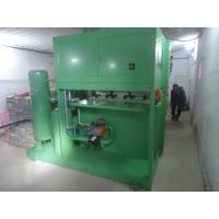 Buy cheap Environment Friendly Paper Pulp Molding Machine Controlled By Computer With High Efficiency from wholesalers