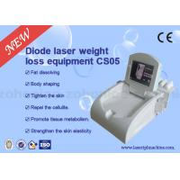 Buy cheap Portable 650nm Diode Cold Laser Device 1Hz - 1000Hz For Cellulite Removal from wholesalers