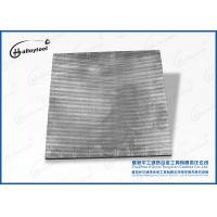 Buy cheap Wear Resistance Woodworking Tungsten Carbide Plate For Steel Or Rod Dies YG6X from wholesalers