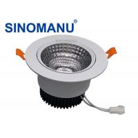 Buy cheap Waterproof Slim LED Recessed Downlights High Pressure Sodium 220V Input Voltage from wholesalers