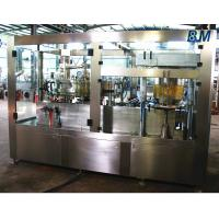 Buy cheap Automatic Aluminum Can filling machine and sealing 2 in 1 for Soft / Carbonated Drink Water from wholesalers