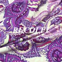 Buy cheap Holograms Printing Swimsuit Material Fabric , Recolfi Swimsuit Cloth Material from wholesalers