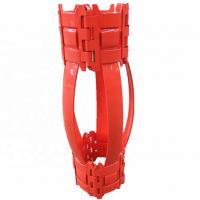 Buy cheap Hinged Bow Spring Centralizer Non Welded Single Crest Casing Centralizer from wholesalers